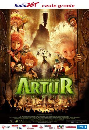 Arthur und die Minimoys 500x733