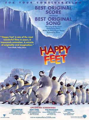 Happy Feet 733x989