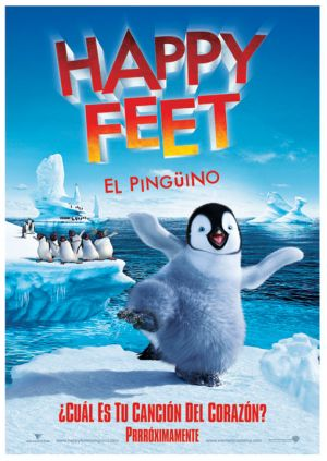 Happy Feet 509x718