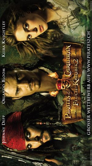 Pirates of the Caribbean: Dead Man's Chest 887x1603