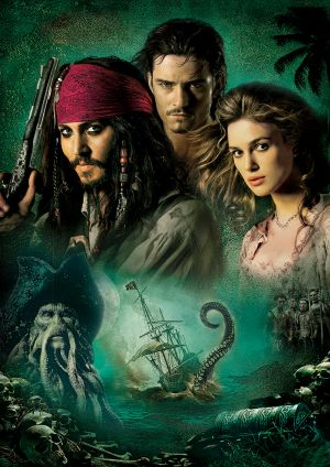 Pirates of the Caribbean: Dead Man's Chest 2067x2923