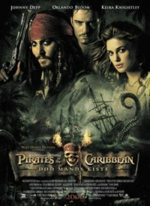 Pirates of the Caribbean: Dead Man's Chest 350x480
