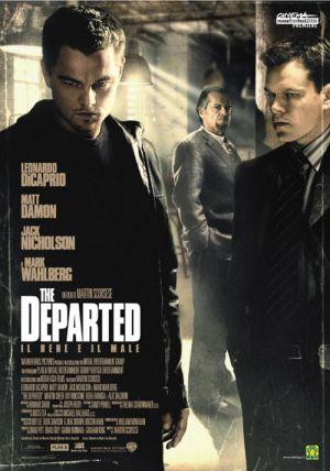 The Departed - Il bene e il male 500x714