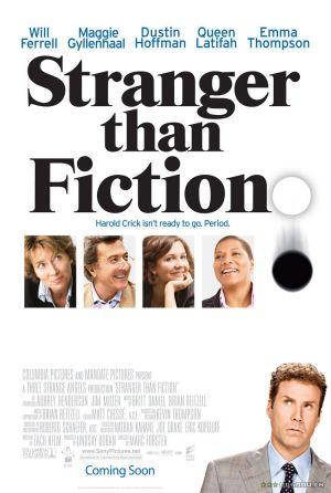 Stranger Than Fiction 750x1115