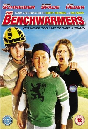 The Benchwarmers 500x729