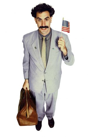 Borat: Cultural Learnings of America for Make Benefit Glorious Nation of Kazakhstan 2043x3172