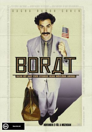 Borat: Cultural Learnings of America for Make Benefit Glorious Nation of Kazakhstan 600x858