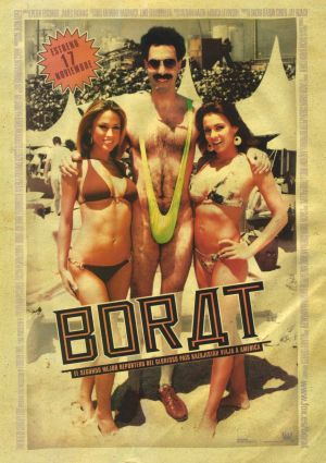 Borat: Cultural Learnings of America for Make Benefit Glorious Nation of Kazakhstan 1764x2500