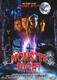 Monster Night poster