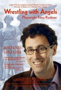 Wrestling with Angels: Playwright Tony Kushner poster