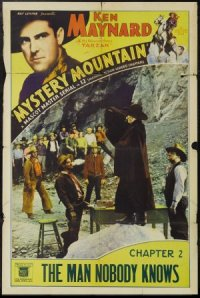 Mystery Mountain poster