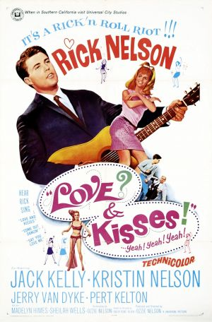 Love and Kisses Poster