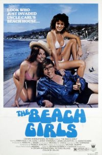 The Beach Girls poster