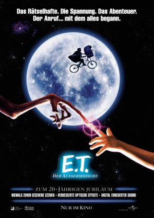 E.T. the Extra-Terrestrial 1100x1558