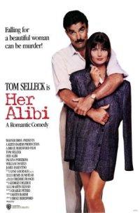 Her Alibi poster