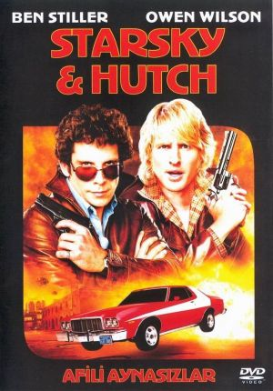 Starsky And Hutch Dvd cover