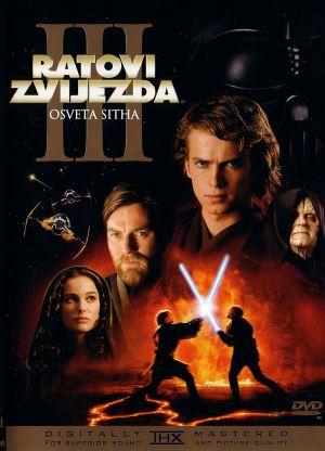 Star Wars: Episodio III - La venganza de los Sith 771x1068