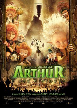 Arthur und die Minimoys 1785x2500