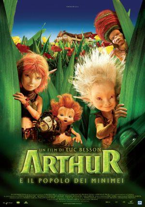 Arthur und die Minimoys 794x1134