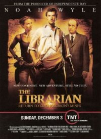 The Librarian: Return to King Solomon's Mines poster