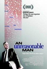 An Unreasonable Man poster