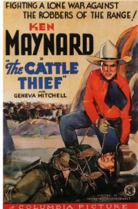 The Cattle Thief poster