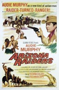 Arizona Raiders poster