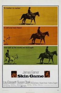 Skin Game poster