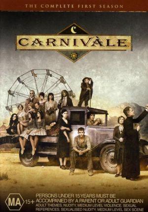 Carnivàle 701x1000