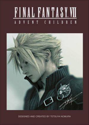Final Fantasy VII: Advent Children 450x633