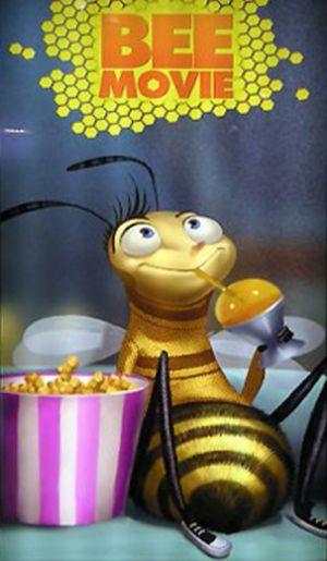 Bee Movie - Das Honigkomplott 303x520