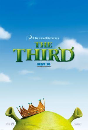 Shrek the Third 1422x2100