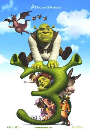 Shrek the Third 650x960