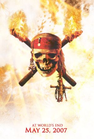 Pirates of the Caribbean: At World's End 600x886