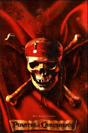 Pirates of the Caribbean: At World's End 550x830