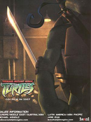Teenage Mutant Ninja Turtles 400x533
