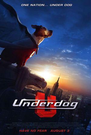 Underdog - Storia di un vero supereroe 560x829