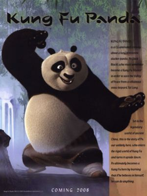 Kung Fu Panda 301x400