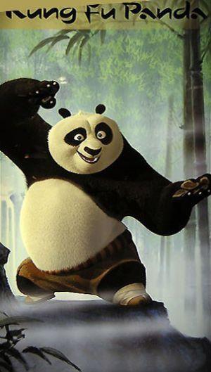 Kung Fu Panda 303x534