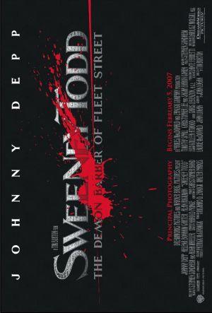 Sweeney Todd: The Demon Barber of Fleet Street 629x928