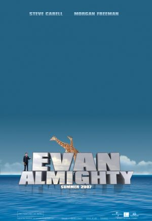 Evan Almighty 997x1450