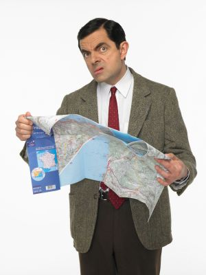 Mr. Bean macht Ferien 3000x4000