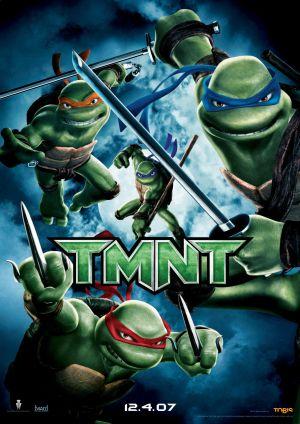 Teenage Mutant Ninja Turtles 2121x3000