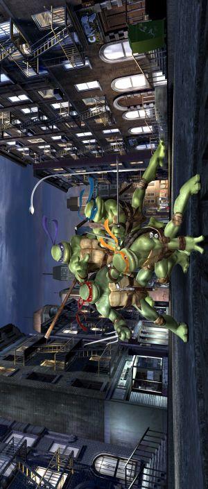 Teenage Mutant Ninja Turtles 817x1920
