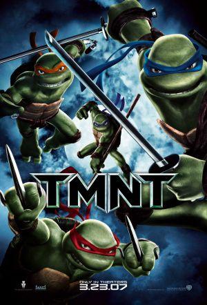 Teenage Mutant Ninja Turtles 2442x3601