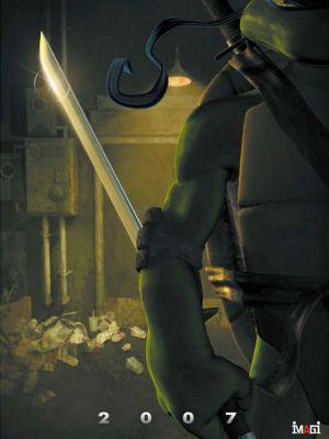 Teenage Mutant Ninja Turtles 600x800
