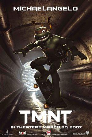 Teenage Mutant Ninja Turtles 1100x1629