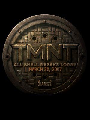 Teenage Mutant Ninja Turtles 587x783