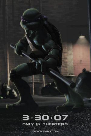 Teenage Mutant Ninja Turtles 502x748