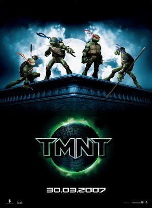 Teenage Mutant Ninja Turtles 2484x3390
